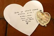 Více srdce pro Havla, potřebují 1500 zrcátek.