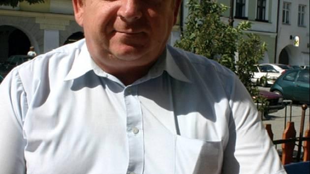 Policejni rada Josef Daniška.