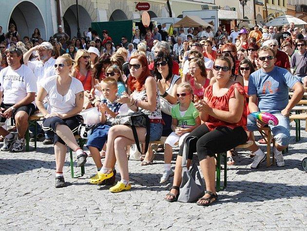 Tradiční pouť ke svatému Jiljí je ve Svitavách vždy velkou událostí. Také letos si ji nenechaly ujít tisíce lidí.