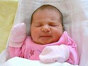 GABRIELA HICKLOVÁ. Narodila se 1. května Kateřině Češkové a Michalu Hicklovi z Moravské Třebové. Měřila 48 centimetrů a vážila 3,1 kilogramu.