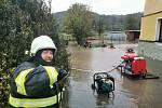 Povodňová situace na Moravskotřebovsku