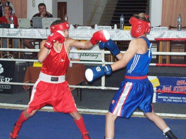 V moravskotřebovském muzeu uspořádali mezinárodní turnaj v boxu.