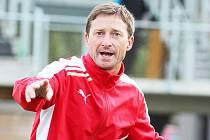 Trenér fotbalové mládeže Martin Komoň.