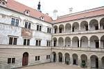 Zahájení sezony na litomyšlském zámku.