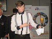 Z poličské střední školy vzešel finalista gastronomické  olympiády.