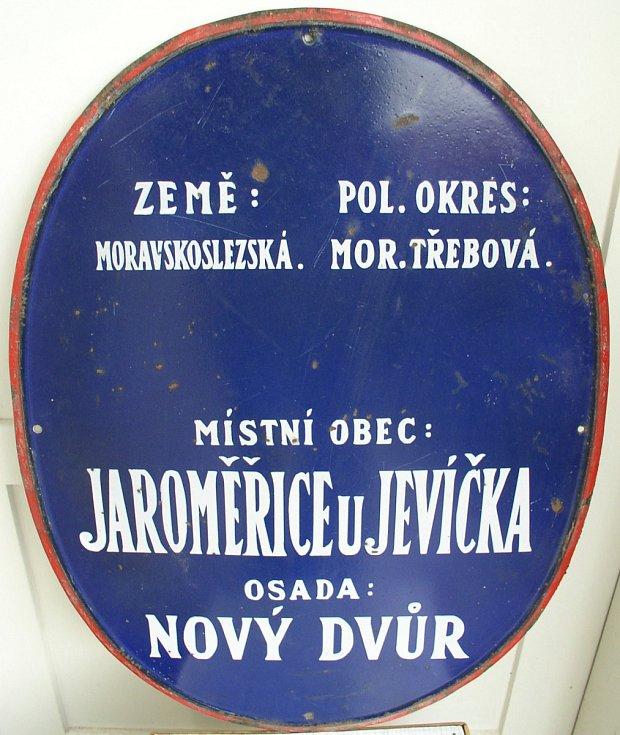 Jaroměřice.