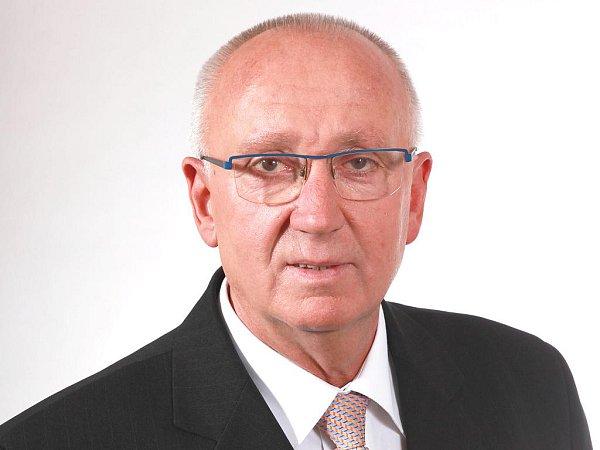 Poslanec Parlamentu České republiky Václav Neubauer.