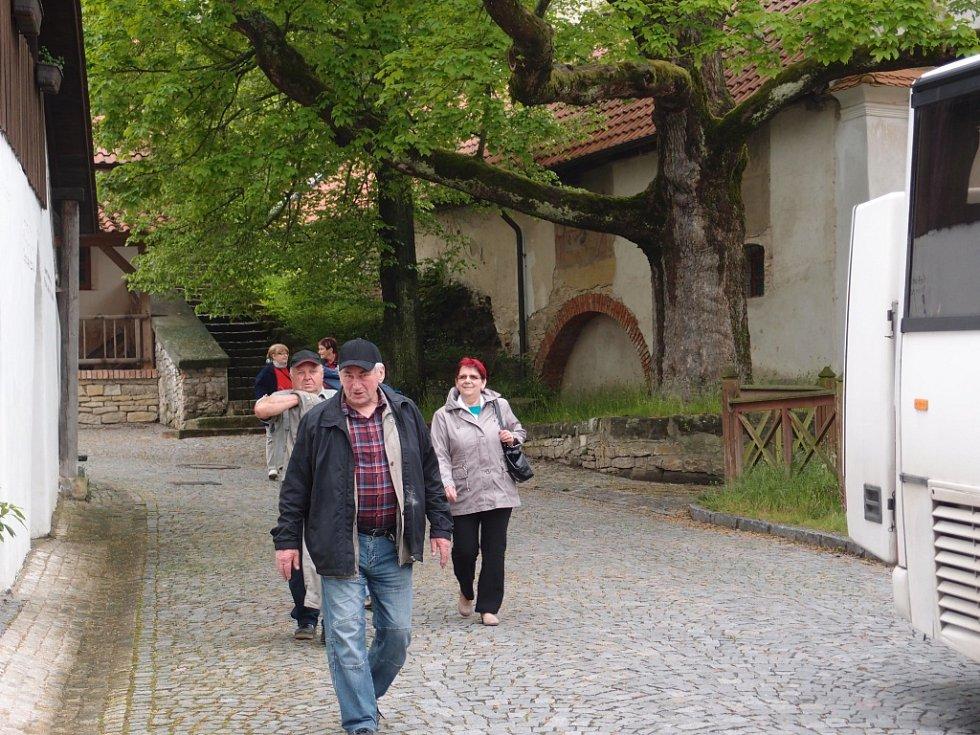 Morašičtí důchodci si užili poznávací výlet.
