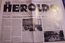 Esperantské noviny.