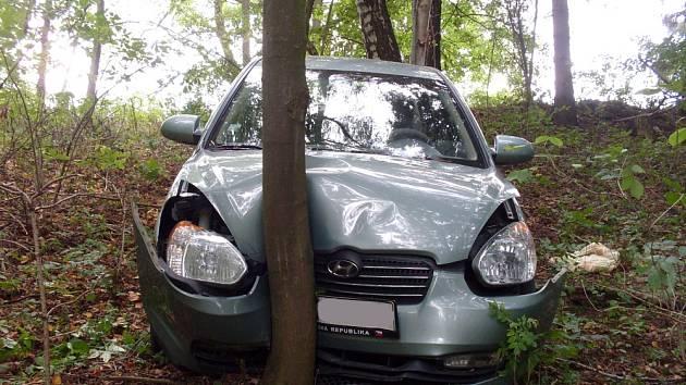 Nehoda v Chmelíku