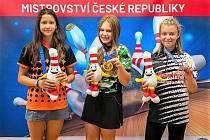 Mistrovství České republiky juniorů v bowlingu.