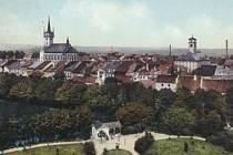 Takto vypadala Polička v roce 1913. Po více než sto letech prosperuje a chystá další rozvoj.