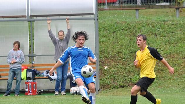 V rámci fotbalové přípravy se střetly celky z Litomyšle a Svitav.