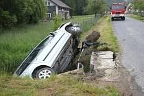 Nehoda v Horním Újezdu