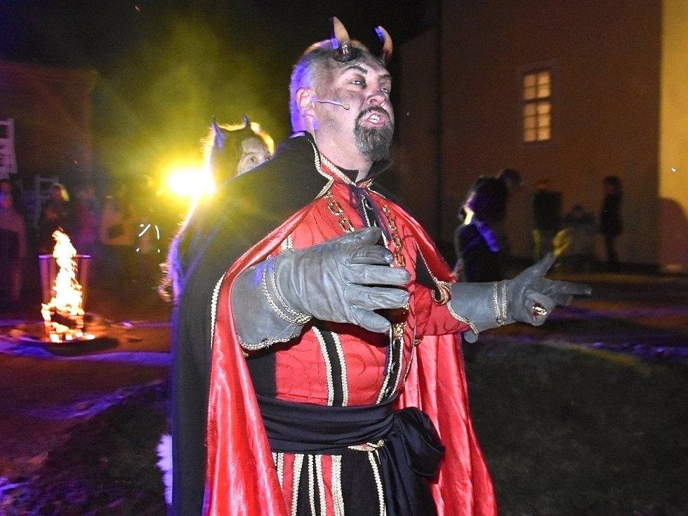 Lucifer Petr Kubíček z letohradské Honoraty.