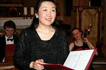 Ilustrační foto: Japonská sopranistka Michiyo Keiko vystoupí se souborem Barocco sempre giovane v Poličce.