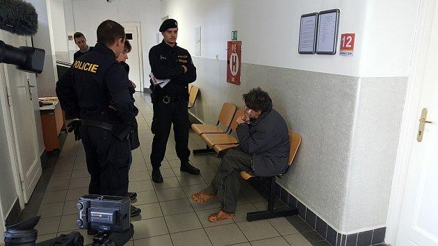 Okresní soud v Ústí nad Orlicí vyhověl státní zástupkyni a vzal Marii K. do vazby.