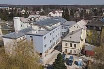 Z bývalého kláštera vzniklo po přestavbě moderní Seniorcentrum.