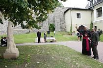 Tradiční zámecké slavnosti v Domově na zámku v Bystrém.
