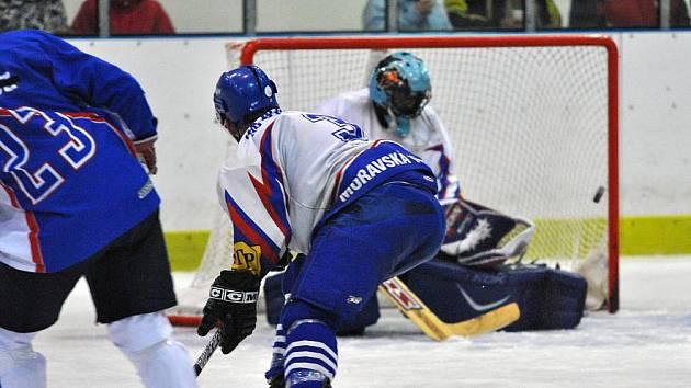 Moravská Třebová porazila na svém ledě Litomyšl.