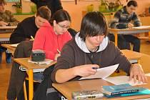 Okresn kolo matematické olympiády uspořádal Dům dětí a mládeže ve Svitavách.