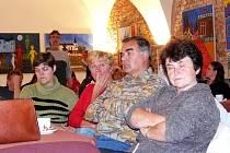 Desítky Litomyšlanů odcházely z pivovaru zklamáni.