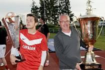 Svitavský KHGM Nike Team získal pravděpodobně nejjasnější titul v historii Qanto Cupu.