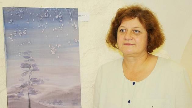 Ve sklepních prostorách základní umělecké školy vznikla výstavní síň. V současné době zde vystavuje své práce bysterská výtvarnice Terézie Uherková.