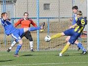 TJ Svitavy vs. 1. FC Žamberk.