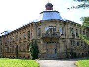 Objekt bývalé dětské nemocnice v Moravské Třebové.