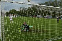 Fotbalistům Cerekvice se v posledních kolech povedly penaltové rozstřely.
