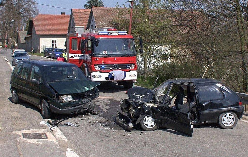 Tragická nehoda v Makově.