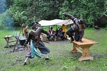 Svitavští šermíři se vrátili do doby třicetileté války