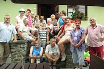 Jevíčští turisté. Ilustrační foto.