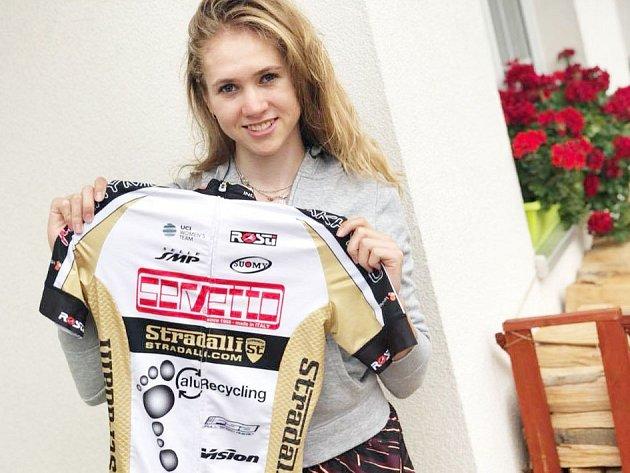 """V klubovém a reprezentačním dresu dosáhla Markéta Hájková na velké množství pozoruhodných výsledků. Stěhování do italského týmu jí nyní otevírá dveře do světa """"velké"""" cyklistiky."""