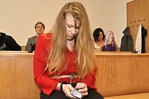 Doživotní trest za vraždu čtyř dětí, původně vyměřený Krajským soudem v Hradci Králové, potvrdil ve středu odvolací senát Vrchního soudu v Praze sedmatřicetileté Romaně Zienertové.