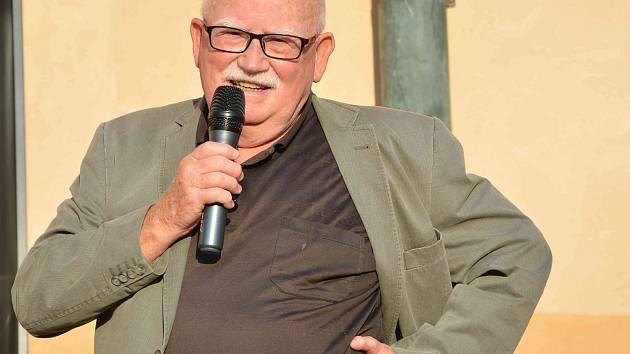 Miroslav Brýdl. Foto: archiv města