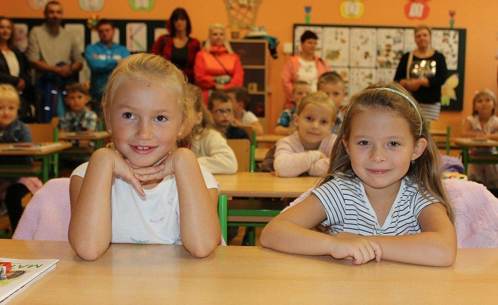 Děti jsou zpátky ve škole, Třebová má 118 prvňáků