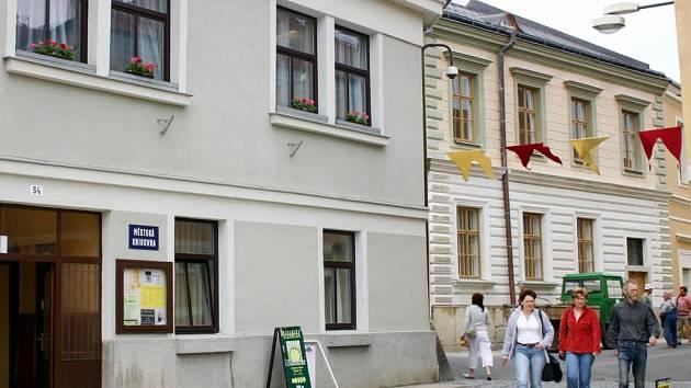 Kulturní vzdělávací centrum Bohuslava Martinů spojí knihovnu i muzeum.