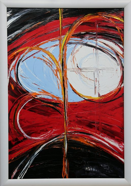 Výstava Hany Horské