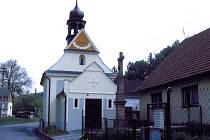 Kaple v Pohledech.