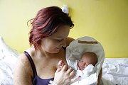 LUCIE ALENA VRAŇÁKOVÁ je šestým dítětem Lucie z Rohozné. Narodila se 6. srpna v 02.45 hodin, vážila 3400 gramů a měřila 50 centimetrů.