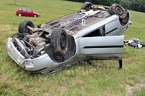 Tragická havárie u Kunčiny