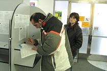 Nezaměstnanost ve městě je 15 procent. A výhled do budoucnosti nevypadá moc růžově. Ilustrační fotografie.
