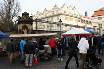 Adventní trhy v Litomyšli