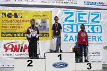 Jakub Marek byl stříbrný na českém mistrovství