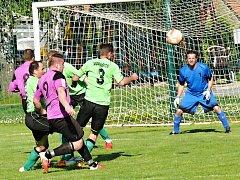 Sebranice si přivezly tři překvapivé body z Morašic.