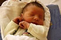 VOJTĚCH KUBEŠ. Narodil se 5. prosince Lence a Pavlovi z Dolního Újezdu. Měřil 49 centimetrů a vážil 3,3 kilogramu. Má sestru Vendulku.