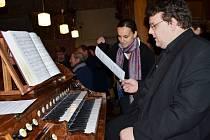 Varhany v kostele Nanebevzetí Panny Marie v Moravské Třebové se po čtyřech letech opět rozezněly.