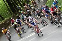 Vrchařské prémie nad Křenovem byla zařazena do druhé etapy hned dvakrát. Pokaždé sem jako první vystoupal Němec Richard Banusch, ale ani on neodolal dánské lavině.